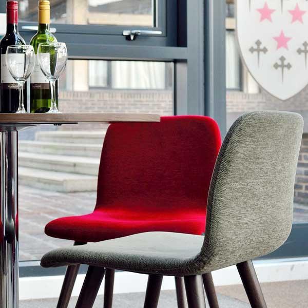 Oxford College Contemporary Bar Design